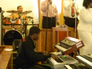 O'Neal Revival Ministries Band